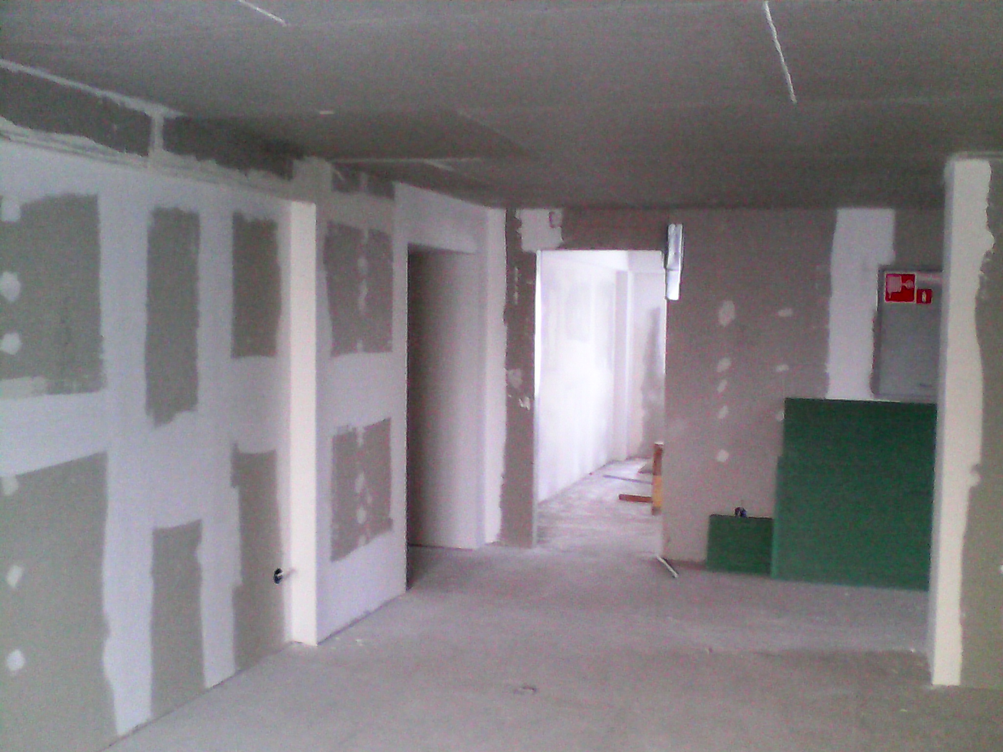 Монтаж стен гипсокартона в Красноярске