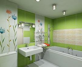 Ремонт ванной комнаты, советы и идеи